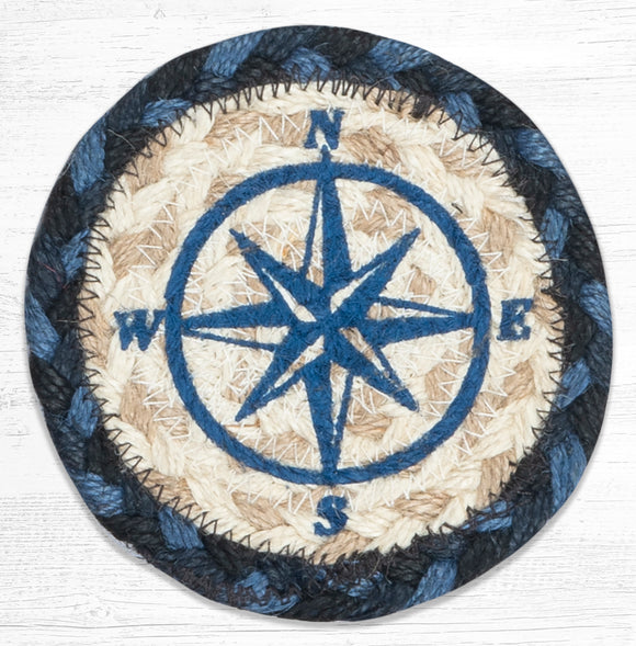 IC-443 Compass Rose Coaster