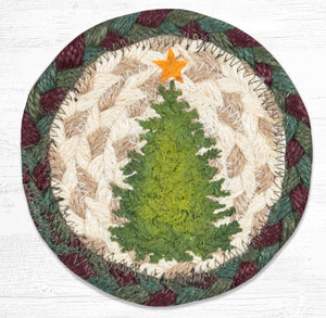 IC-508 Christmas Joy Tree Coaster