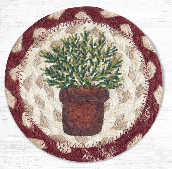 IC-524 Rosemary Coaster