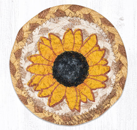 IC-595 Sunflower Coaster