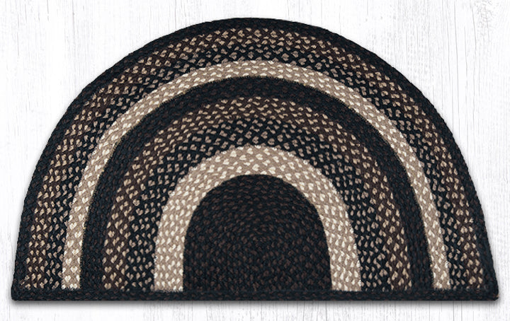 SC-313 Mocha/Frappuccino Large Rug Slice 24