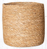 SGB-01 Natural Sedge Grass Basket