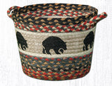 UBP-043 Black Bears Utility Baskets