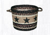 UBP-313 Black Star Utility Baskets