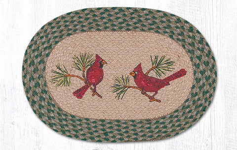 PM-OP-365 Cardinals Printed Placemat