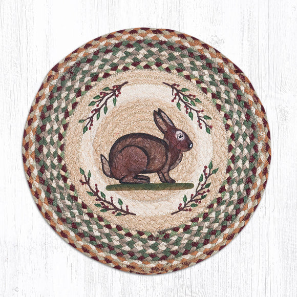 CH-413 Vintage Rabbit Chair Pad