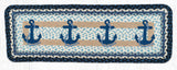 PP-443 Navy Anchor Table Accents