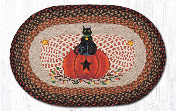 OP-222 Black Cat Pumpkin