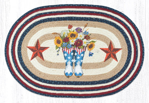 OP-565 American Boots Barn Star