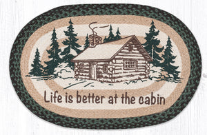 OP-597 Life is Better at the Cabin