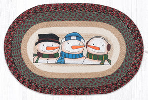 OP-9-118 Three Snowmen