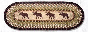 OP-019 Moose Oval Patch Runner