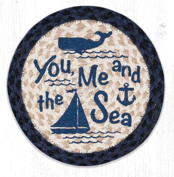 MSPR-079 You, Me and the Sea Trivet