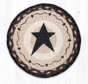 MSPR-313 Primitive Star Black Trivet