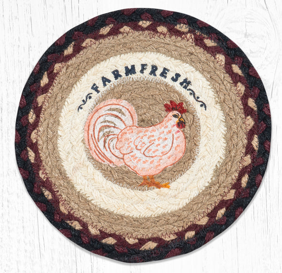 MSPR-344 Farmhouse Chicken Trivet