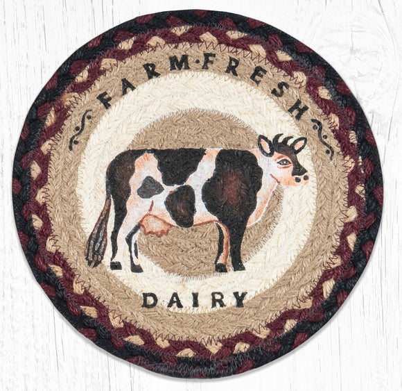 MSPR-344 Farmhouse Cow Trivet