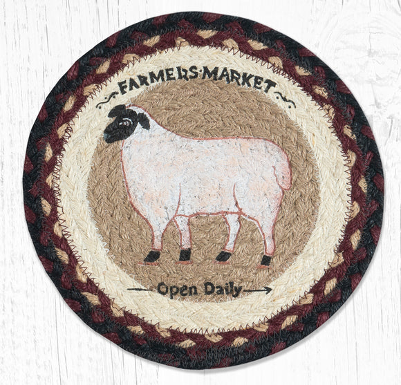 MSPR-344 Farmhouse Sheep Trivet