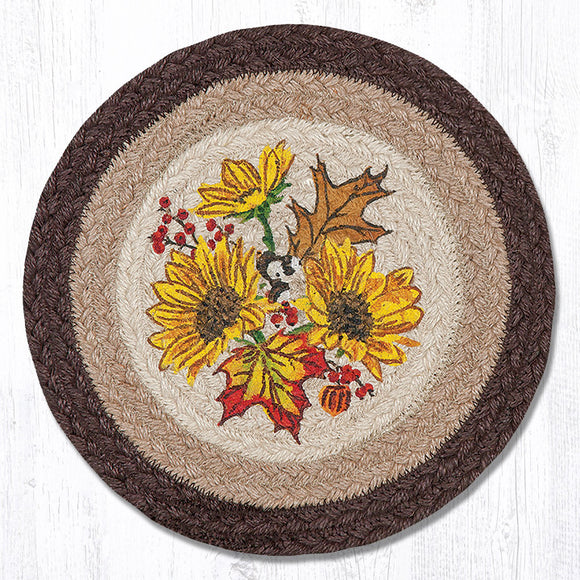 MSPR-472 Autumn Sunflower Trivet