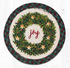MSPR-508 Christmas Joy Wreath Swatch