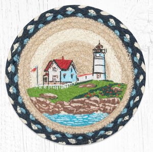 MSPR-619 Nubble Lighthouse Trivet