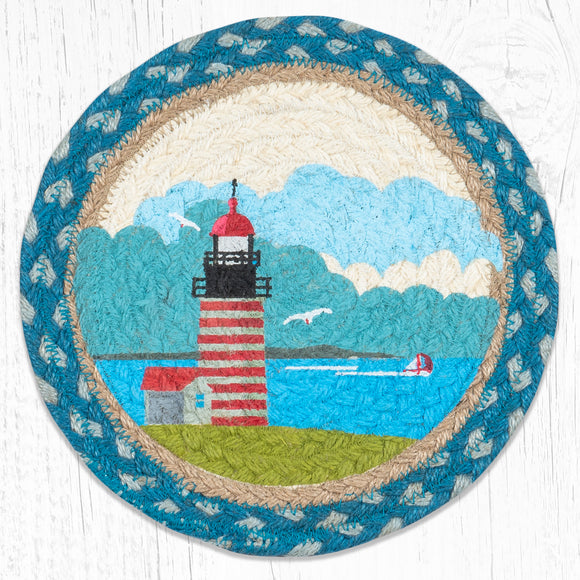 MSPR-621 Quoddy Lighthouse Trivet