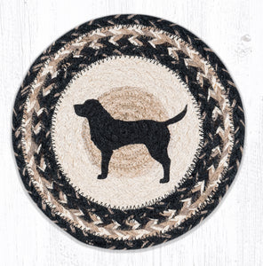 MSPR-9-093 Black Lab Silh Swatch