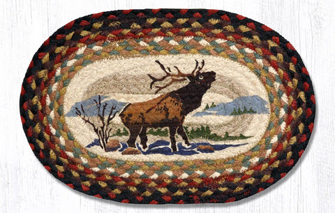 MSP-319 Winter Elk Printed Swatch