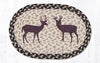 MSP-518 Deer Silhouette Printed Swatch