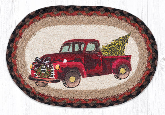 MSP-530 Christmas Truck Swatch