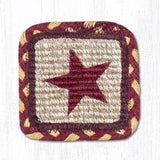 WW-357 Burgundy Star