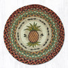 CH-375 Pineapple Chair Pad