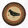 CH-919 Crow & Star Printed Chair Pad