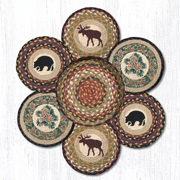 TNB-319 Wilderness Trivet/Basket