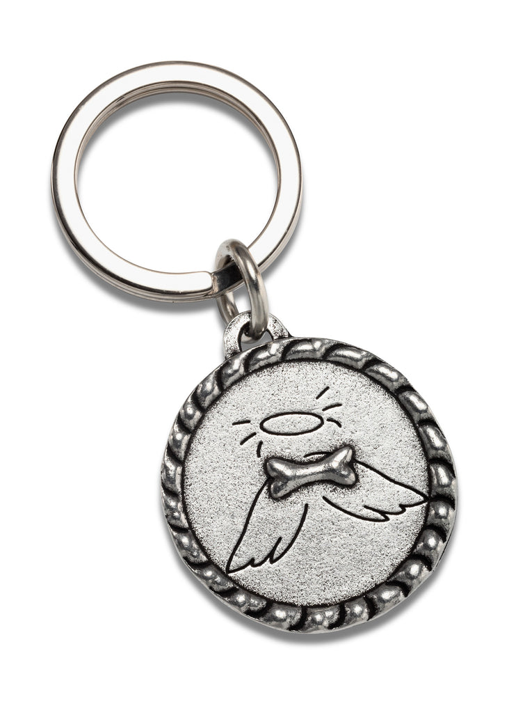 Angel Paws Dog & Cat Keychains
