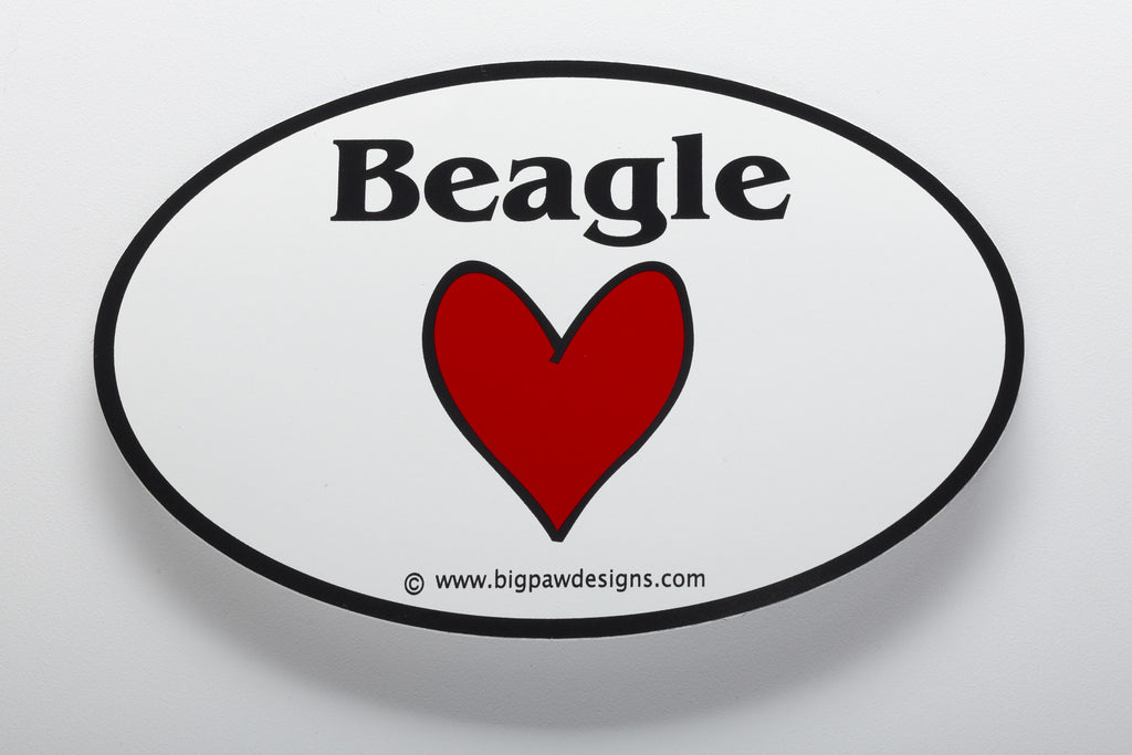 "Stickers:  Breed ""Love"" Specific"