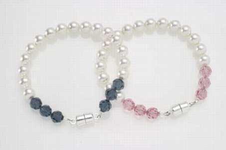 Pink Or Blue Pet Pearls