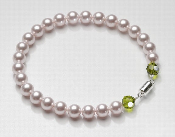 Preppy II Pearl Pet Necklace