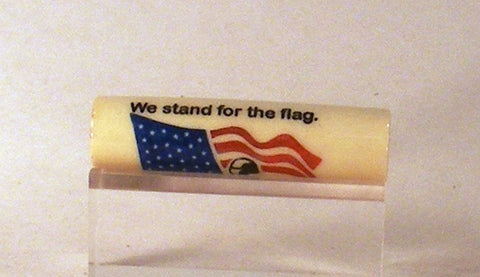 We stand for the Flag - Fine Wood Pens