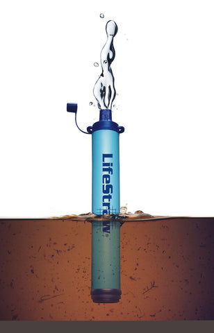 LifeStraw lighweight personal water filter