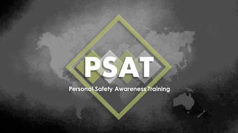 Personal Safety Awareness Training
