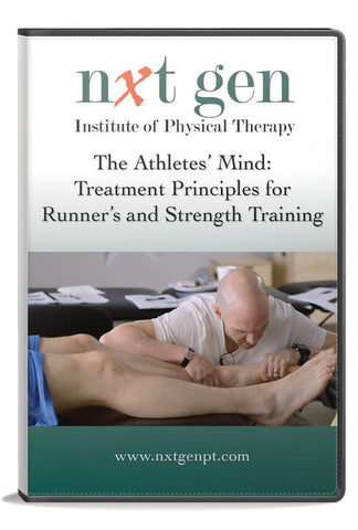 The Athlete's Mind: Treatment Principles for Runners and Strength Training - EDGE Mobility System