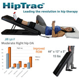 HipTrac Pneumatic Orthopedic Hip Traction Device - EDGE Mobility System