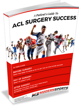 A Patient's Guide to ACL Surgery Success