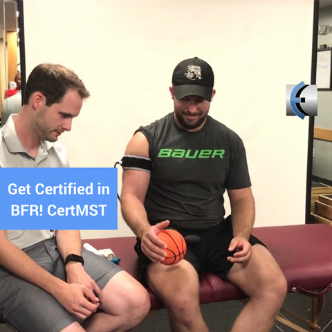 Online Certificate in Blood Flow Restriction Training - CertMST - EDGE Mobility System