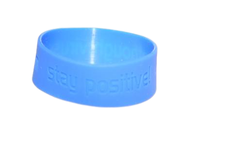 Stop Thought Viruses Bracelets pack - EDGE Mobility System