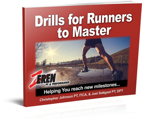 Drills for Runners to Master ebook - EDGE Mobility System