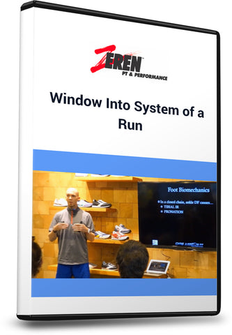 Window Into System of a Run - EDGE Mobility System