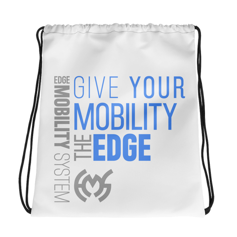 EDGE Mobility Drawstring bag - EDGE Mobility System