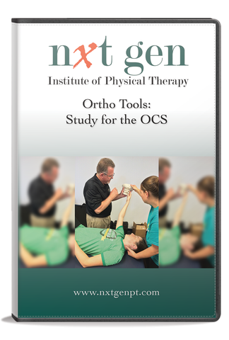 Orthopaedic Content Review - OCS Video Prep - EDGE Mobility System