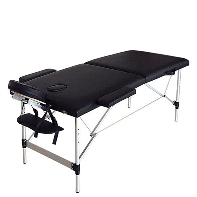 EDGE Mobility Lightweight Aluminum Portable Treatment Table - The Perfect Home, CashPT, GymPT or spare table!